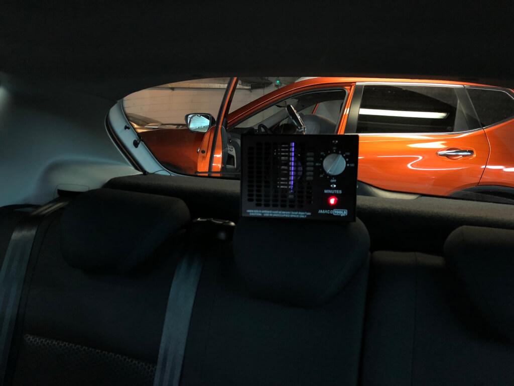 ozonizer v aute